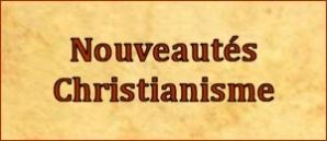 Nouveautés Christianisme